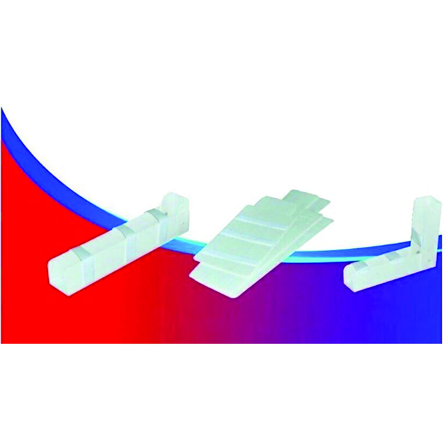 آتل پلاستیکی سه تکه  NF-SP06
