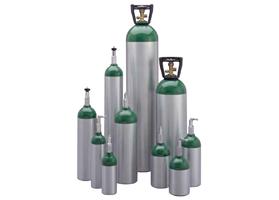 انواع کپسول اکسیژن